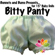 free sewing pattern for bitty baby