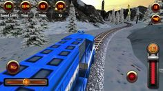 Train Racing Games 3D (by MTS Free Games) Games For Kids Train simulatio...