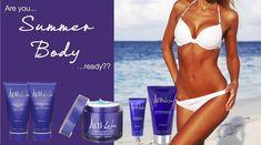 Summer body... Collagen & Kelp Fondant, Back to Basics Body Scrub & Cannes Toning Tan 💜