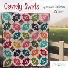 Candy Swirls Quilt