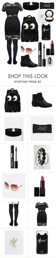 ""\(-_- ) 10.17.16"" by ccatprvncess ❤ liked on Polyvore featuring Anya Hindmarch, Avenue, ASOS Curve, LORAC, Illamasqua, Peony & Moss, Lane Bryant, Kate Spade and MAC Cosmetics236|1072|?|0f6cf7ef749b890be4a8342db92cb0f0|False|UNLIKELY|0.34132757782936096