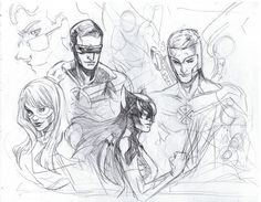 Awesome Art Picks: Iron Fist, Harley Quinn, Silk, and More - Comic Vine