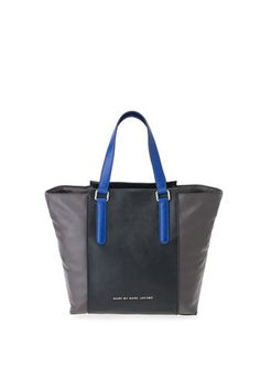 Burg Boxer Colorblocked Tote - M3122062 - Marc By Marc Jacobs - Womens - Fall 12 Bags - Marc Jacobs