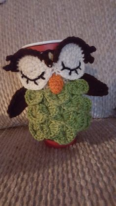 Over the past year and a half crochet has become my passion. With the help of Internet tutorials and videos I have started to surprise myself with the creations that come off my hook! My absolute f...
