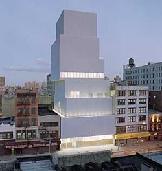 New Museum of Contemporary Art- NYC