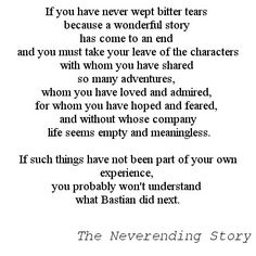 literary analysis of the novel the neverending story by michael ende Use the following search parameters to narrow your results: subreddit:subreddit find submissions in subreddit author:username find submissions by username site:examplecom find submissions from examplecom.