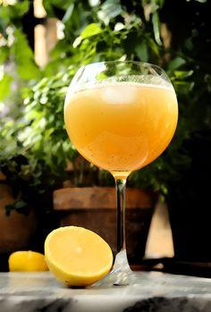 HF-W's 'Ginger' Lemonade