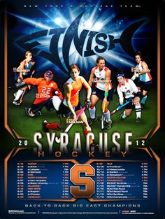 #Cuse Field Hockey team look to win the Big East and show the nation that #2 ranking is no fluke