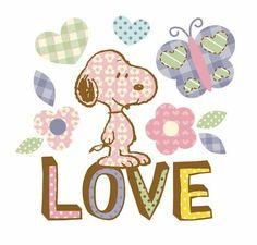 Love with sweet dreams Peanuts Cartoon, Peanuts Snoopy, Snoopy Love, Snoopy And Woodstock, Peanuts Characters, Cartoon Characters, Peanut Pictures, Cartoon Clip, Snoopy Quotes