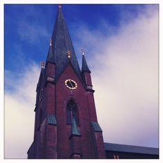 Linköping Domkyrka är en av de mest imponerande kyrkorna i hela Skandinavia