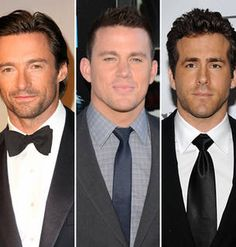 A Decade of Hotness: 10 Years of the Sexiest Men Alive (PHOTOS)
