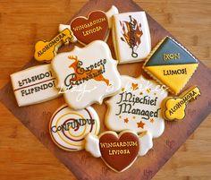 Lizy B: Las cookies mágicos hechizos!