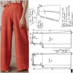 Casual loose solid tank jumpsuit long suspender overalls bib pants rompers Casual losse effen tank jumpsuit lange jarretelle overall slabbetje broek rompertjes Sewing Pants, Sewing Clothes, Skirt Sewing, Clothes Crafts, Barbie Clothes, Jumpsuit Pattern, Pants Pattern, Dress Sewing Patterns, Clothing Patterns