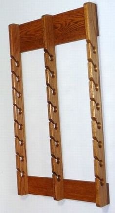 Give dad a hand crafted hat rack. Mom will love you!