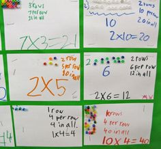 Here's a great post with a number of ideas on helping students achieve automaticity with multiplication facts.