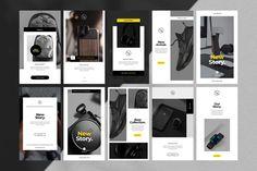 Instagram Models, Instagram Posts, Good News Stories, Instagram Post Template, All Fonts, Typography, Photoshop, Graphic Design
