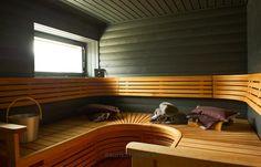 Tervakukka - Sauna | Asuntomessut