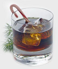 Merry Irishman - Christmas Holidays - St. Patrick's Day - Mint Schnapps, Kahlua, Tullamore Dew.