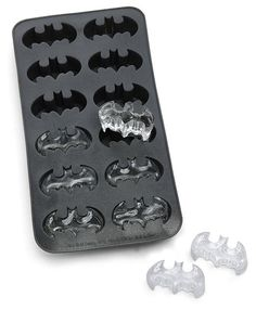 Batman Ice-Cube Trays from Think Geek
