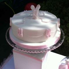 ballet cake yum I want this for my next birthday
