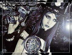 'Steampunk' - by Devon Portfolio Photography  SWPP Licenciate Panel Image