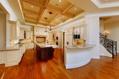 James McDonald Architects, From 5,000 Sq Ft to 7,500, Belview, Kitchen