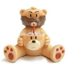 Hannibal Lecter Bad Taste Bear Figurine
