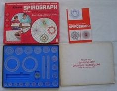 Blast from the past- loved my spirograph! :)