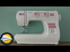 Μαθήματα ραπτικής, μέρος 1ο. Βασικά μαθήματα για αρχάριους στο ράψιμο. Η ραπτομηχανή μας! - YouTube Love Sewing, Sewing Clothes, Needlework, Diy And Crafts, Household, Diy Projects, Knitting, Crochet, Fabric