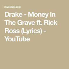 Money in the grave lyrics