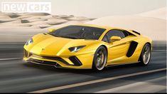 """The new Lamborghini Aventador S is characterized by new aerodynamic design redeveloped suspension increased power and new driving dynamics. The 'S' is the suffix of previous enhanced Lamborghini models and defines a new benchmark for the V12 Lamborghini.  """"This is the next generation Aventador as well as the expression of new technological and performance milestones in super sports car development"""" says Automobili Lamborghini Chairman and Chief Executive Officer Stefano Domenicali. """"The…"""