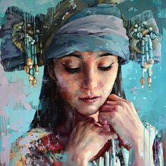 Artist: Silvio Porzionato (Painter) #silvioporzionato #oilpainting