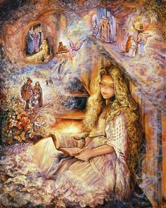 Stairway To Dreams Mural - Josephine Wall| Murals Your Way