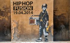 Report about the Hip Hop Fusion Easter Special 2013 on Vita Colas Kingz of the Circle Blog!