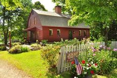 4 Perfect Thanksgiving Houses for Sale - Historic Homes for Sale - Country Living