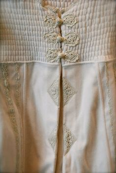 Love the smocking (I think it's smocked) and other details