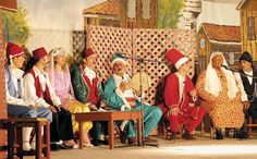 Türk tiyatrosu-ORTA OYUNU