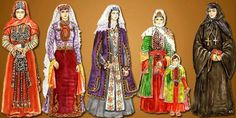 Armenian traditional garment #armenia