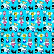 Kawaii Adventure Time - kathrynrose - Spoonflower