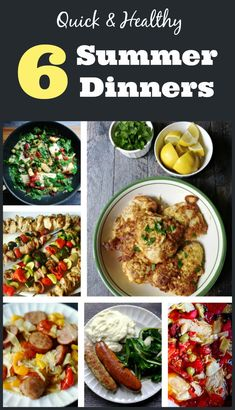 6-Quick-Healthy-Dinners-Summer