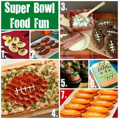 Super Bowl Food Fun