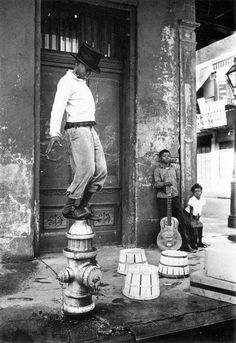Street performers New Orleans