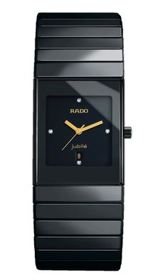 Rado Watch. Ceramica, Jubile, Sapphire Crystal. So thin and sleek, just oozes luxury when I wear and I feel like a million bucks. A little pricey, but worth every penny (to me).