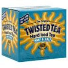 I'm learning all about Twisted Tea Hard Iced Tea at @Influenster!
