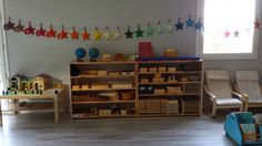 French Montessori classroom and blog