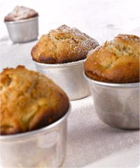 Mennään piknikille - Dansukker   Ananasmuffinssit