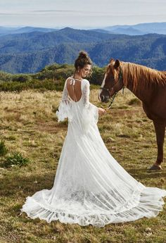 The Best Designers for Backless Wedding Dresses | Bridal Musings Wedding Blog 33