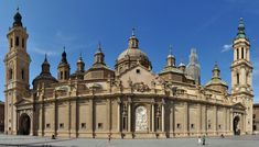 Basilica of Our Lady of the Pillar - Wikipedia, the free encyclopedia