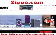 Zippo - Get Zippo Lighter & Accessories on Zippo.com - Bingdroid.com