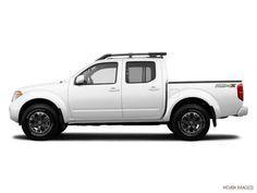 2015 Nissan Frontier PRO Truck